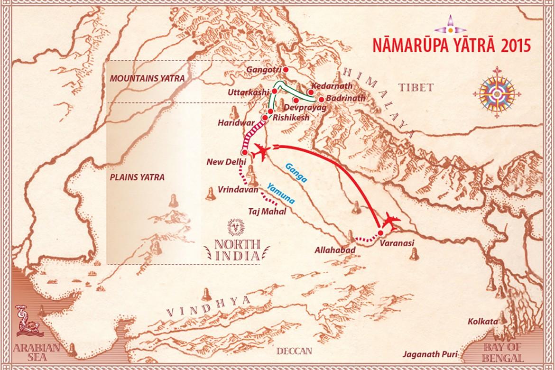 Namarupa yatra