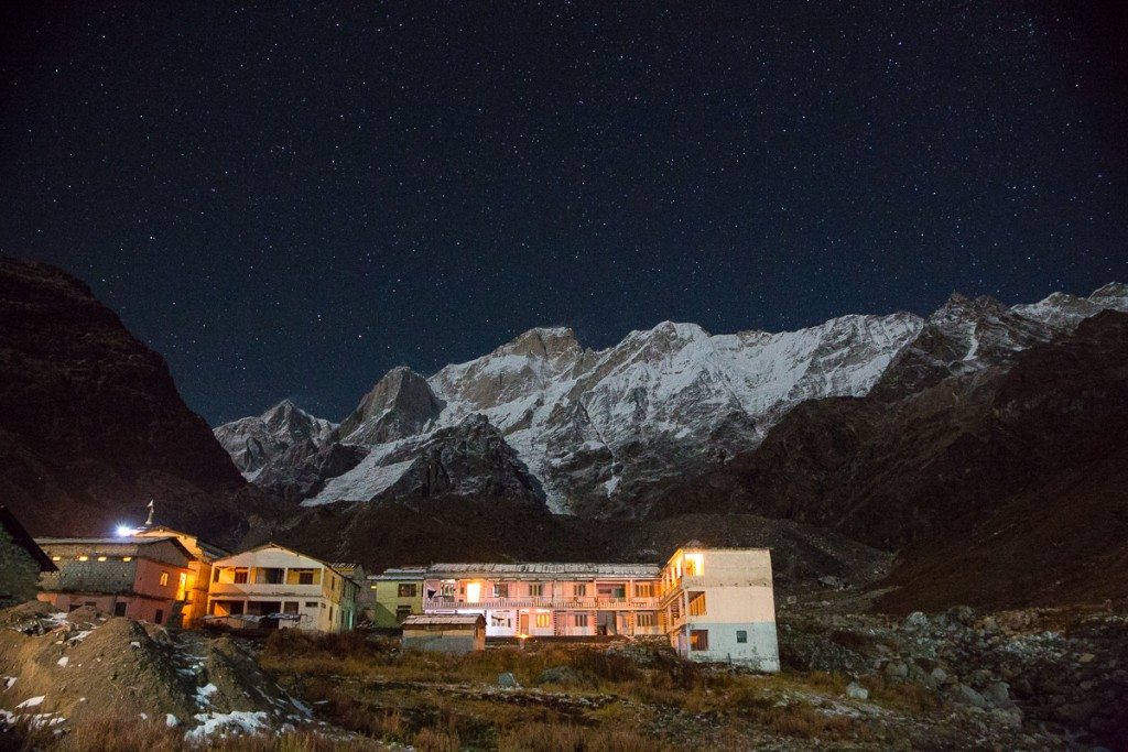 Kedarnath, Himalayas. October 2015. ©robertmoses