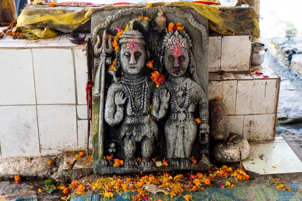 TriYugaNarayan, the marriage place of Siva and Parvati. October 2015. ©robertmoses