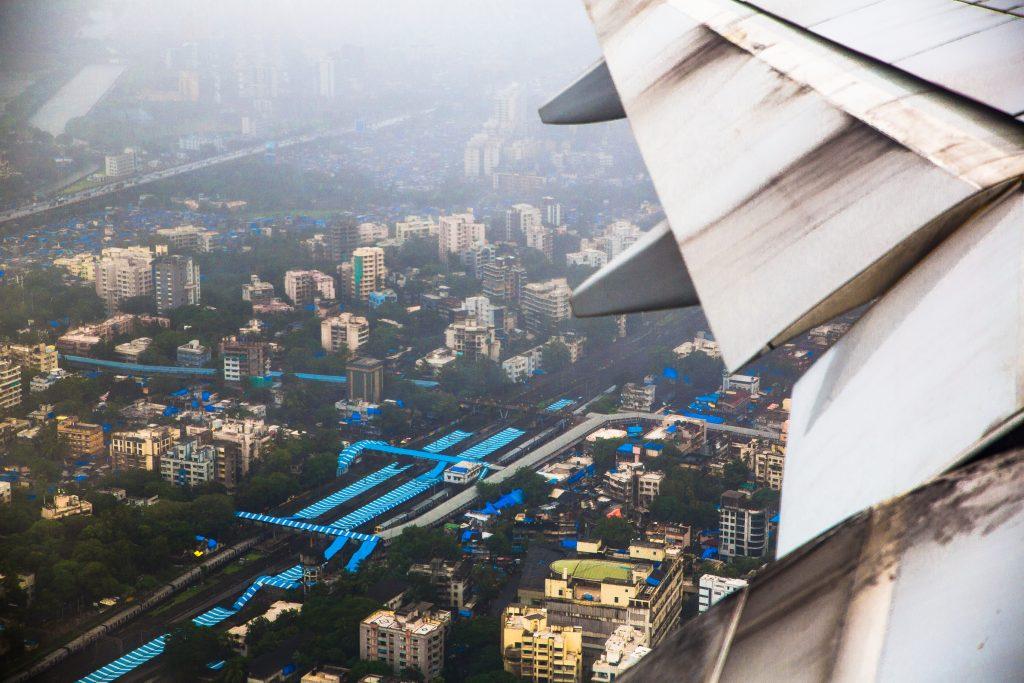 Departing Mumbai. ©robertmoses