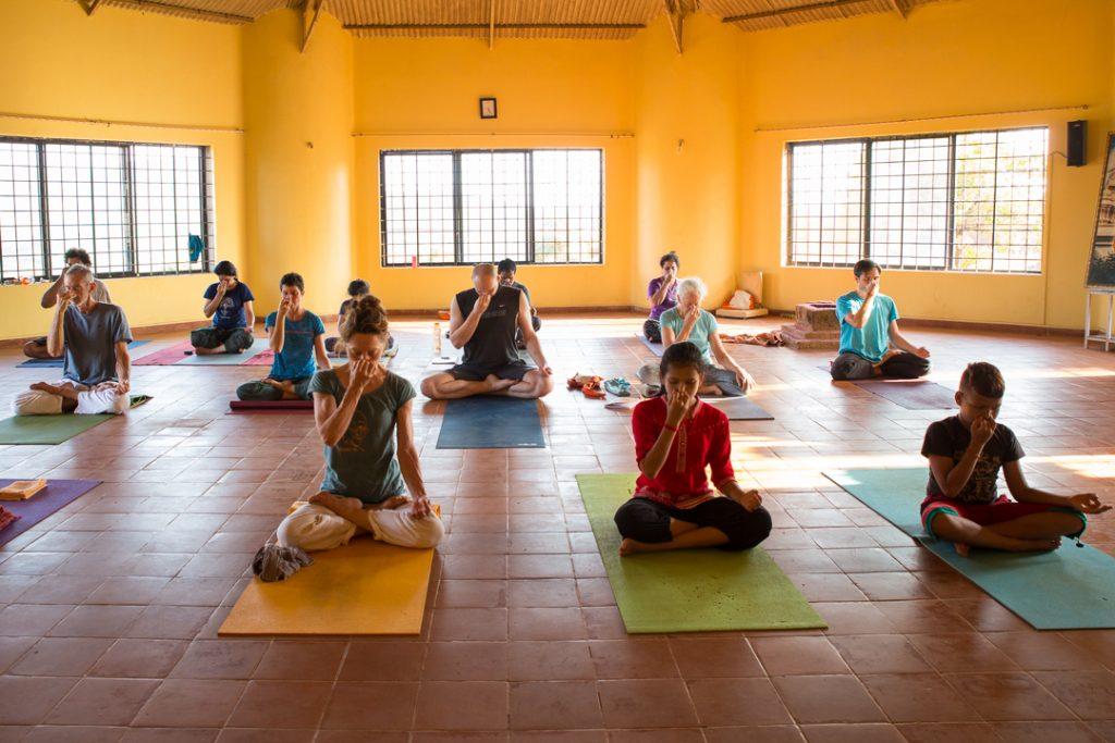 Hatha Yoga Intensive Amboli 2017