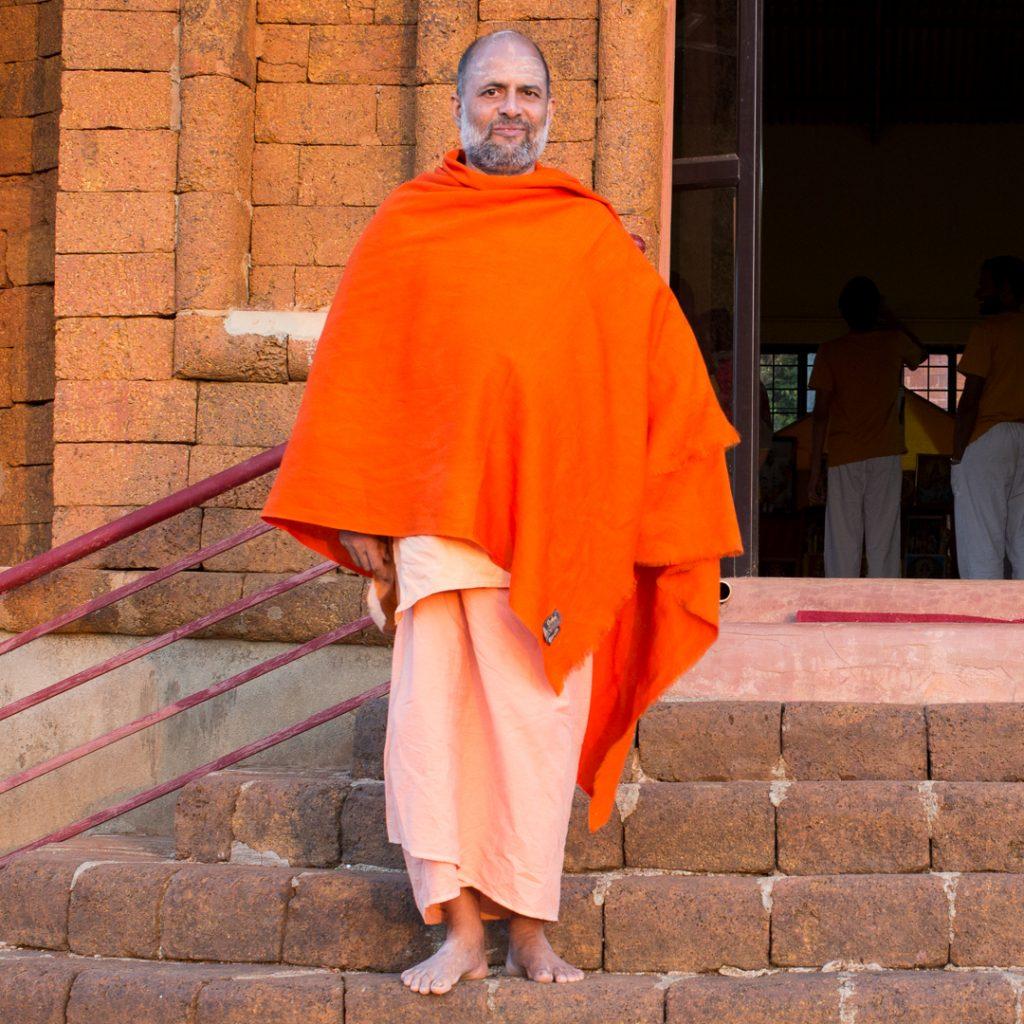 Swami Govindanandaji, Founder-Director: Sivananda Yoga Vidya Peetham. ©robertmoses