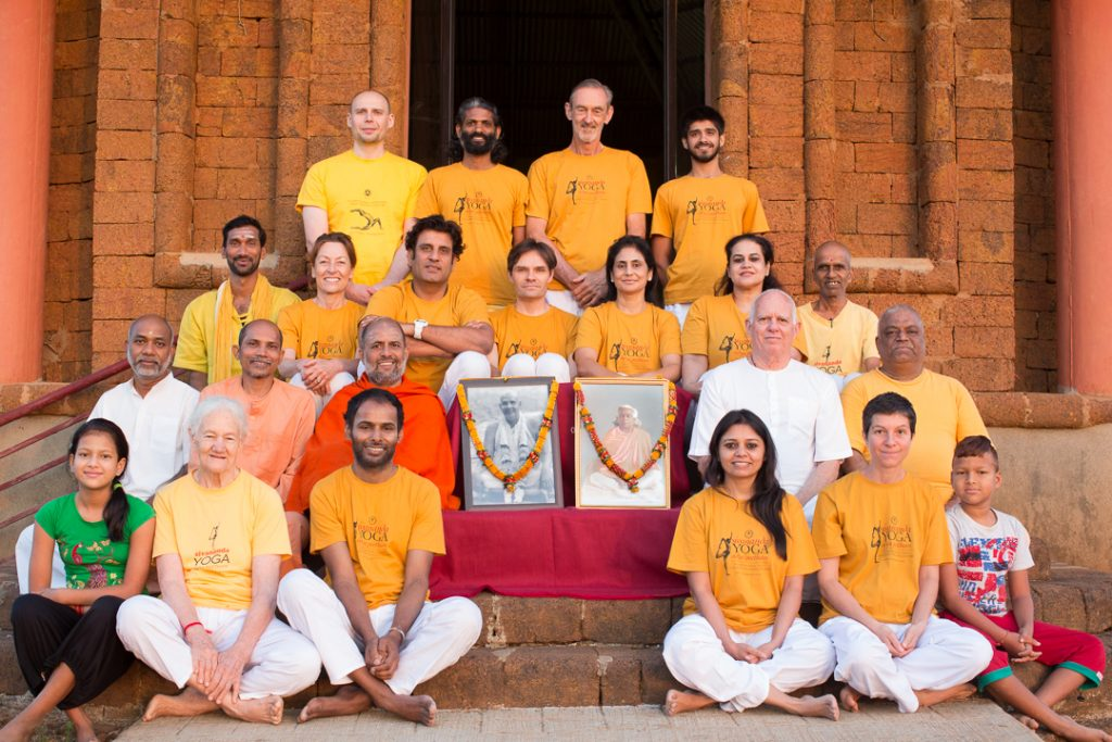Yoga Sadhakas of Hatha Yoga Intensive Amboli 2017. ©robertmoses