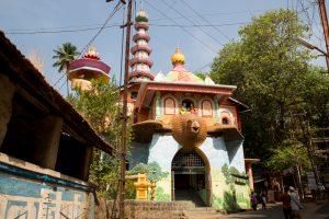 Lord Vithal temple in Savantvadi. ©robertmoses